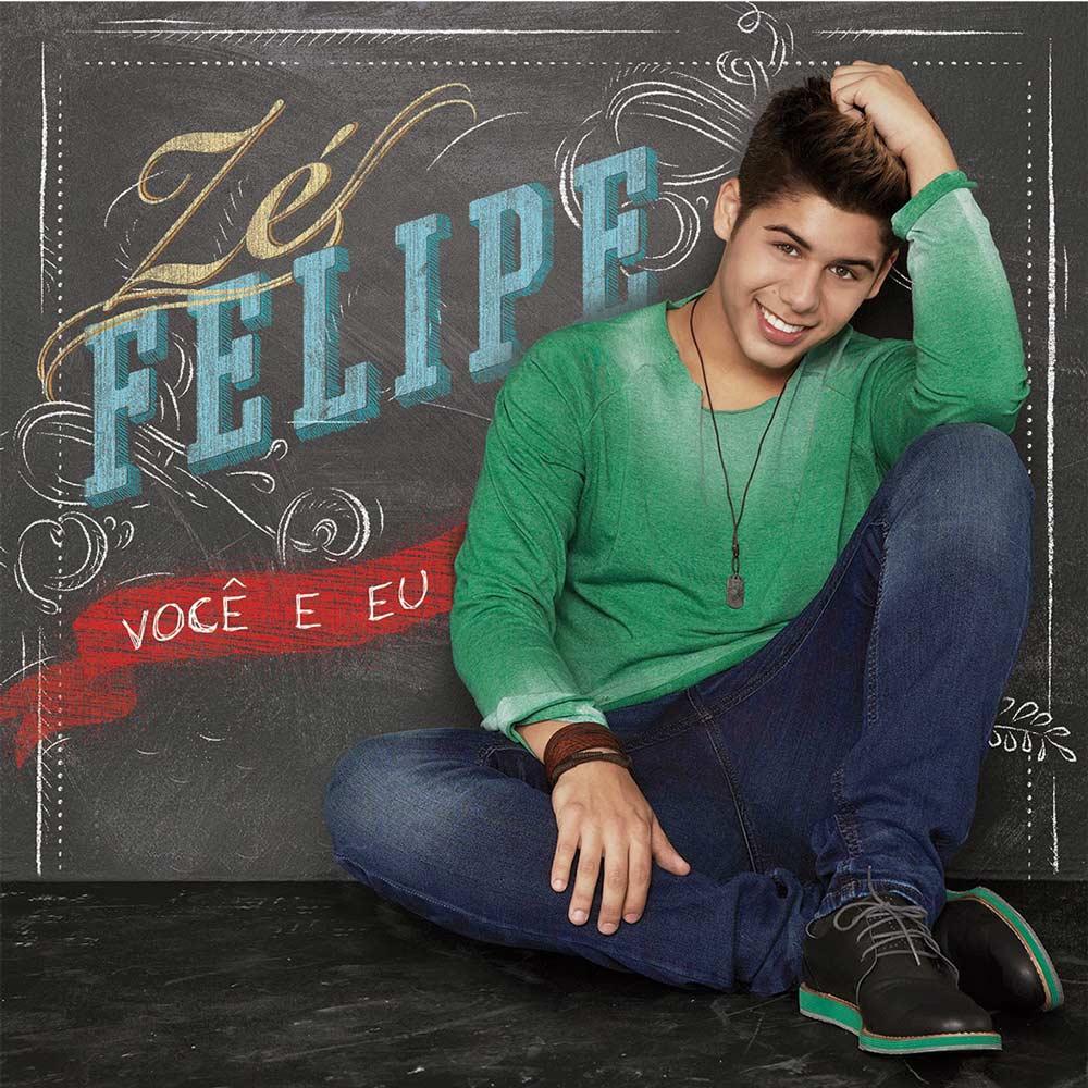 CD Z� Felipe Voc� e Eu