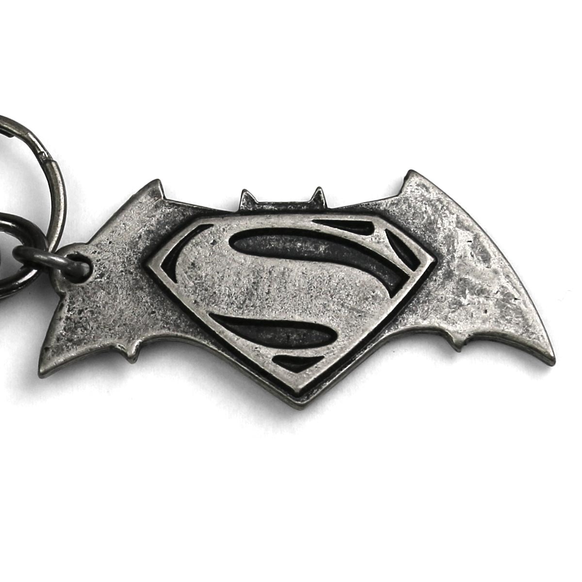 Chaveiro de Metal Batman VS Superman