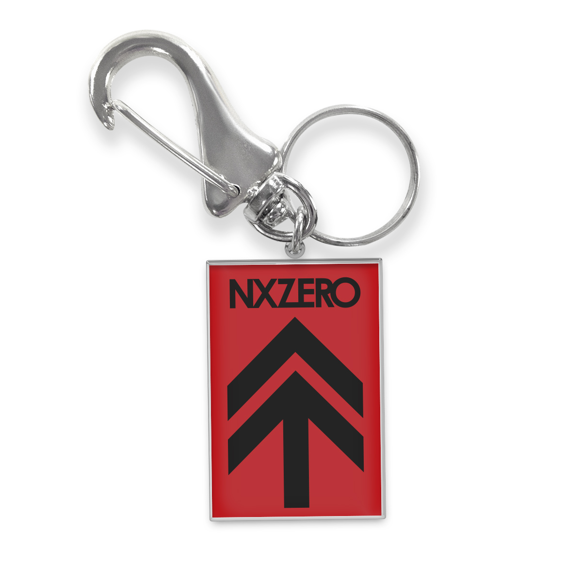 Chaveiro de Metal NXZero Norte