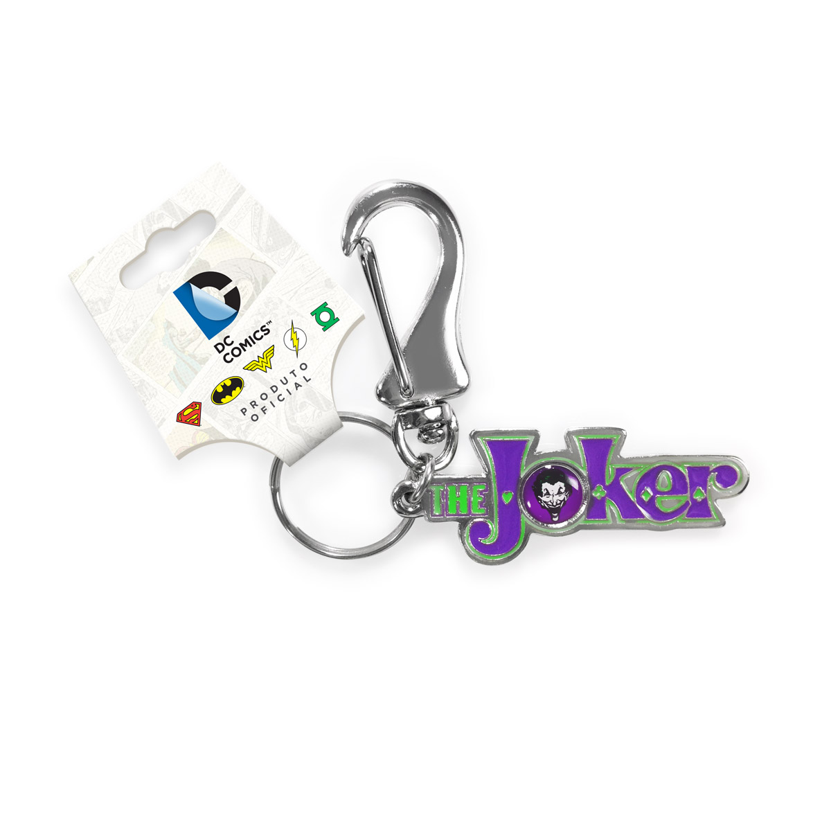 Chaveiro de Metal The Joker