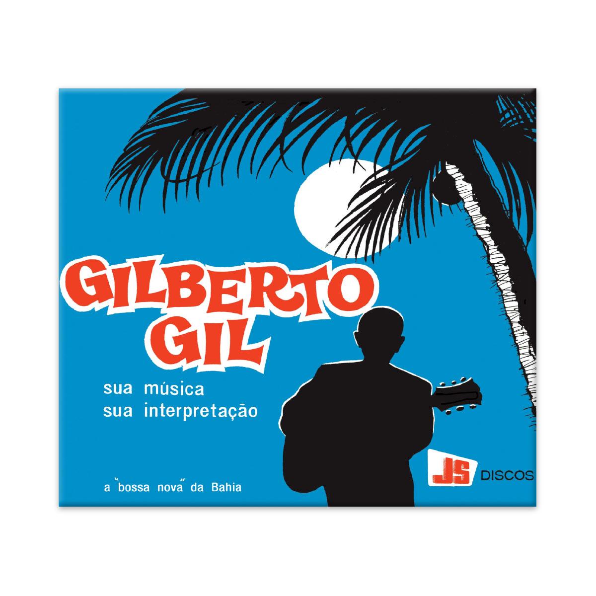 Compacto Gilberto Gil Sua M�sica, Sua Interpreta��o