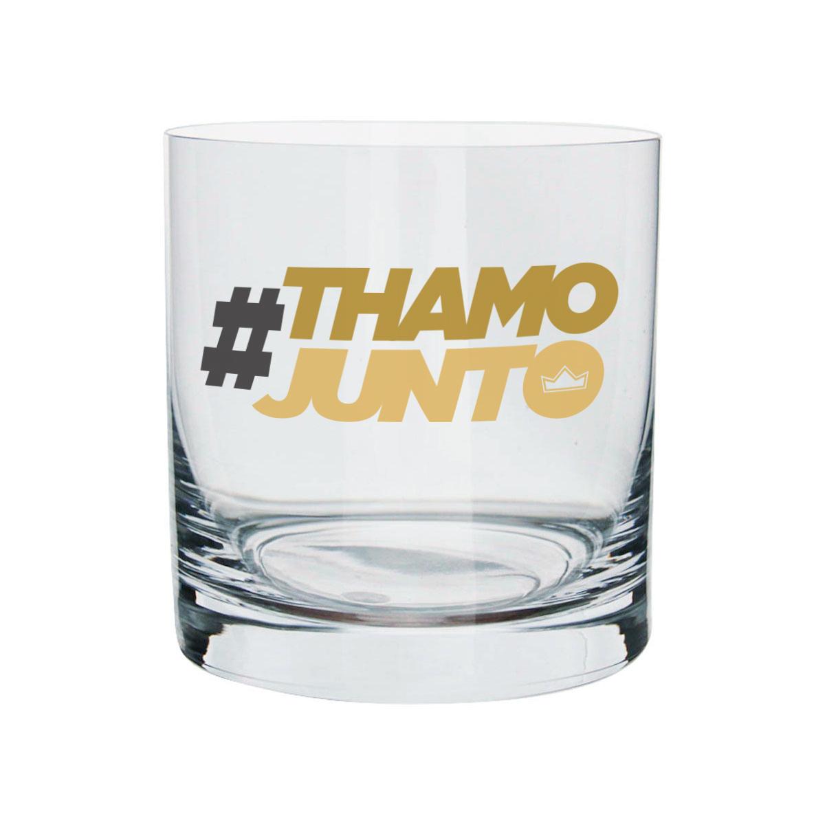 Copo Para Whisky Thiaguinho #Thamo Junto