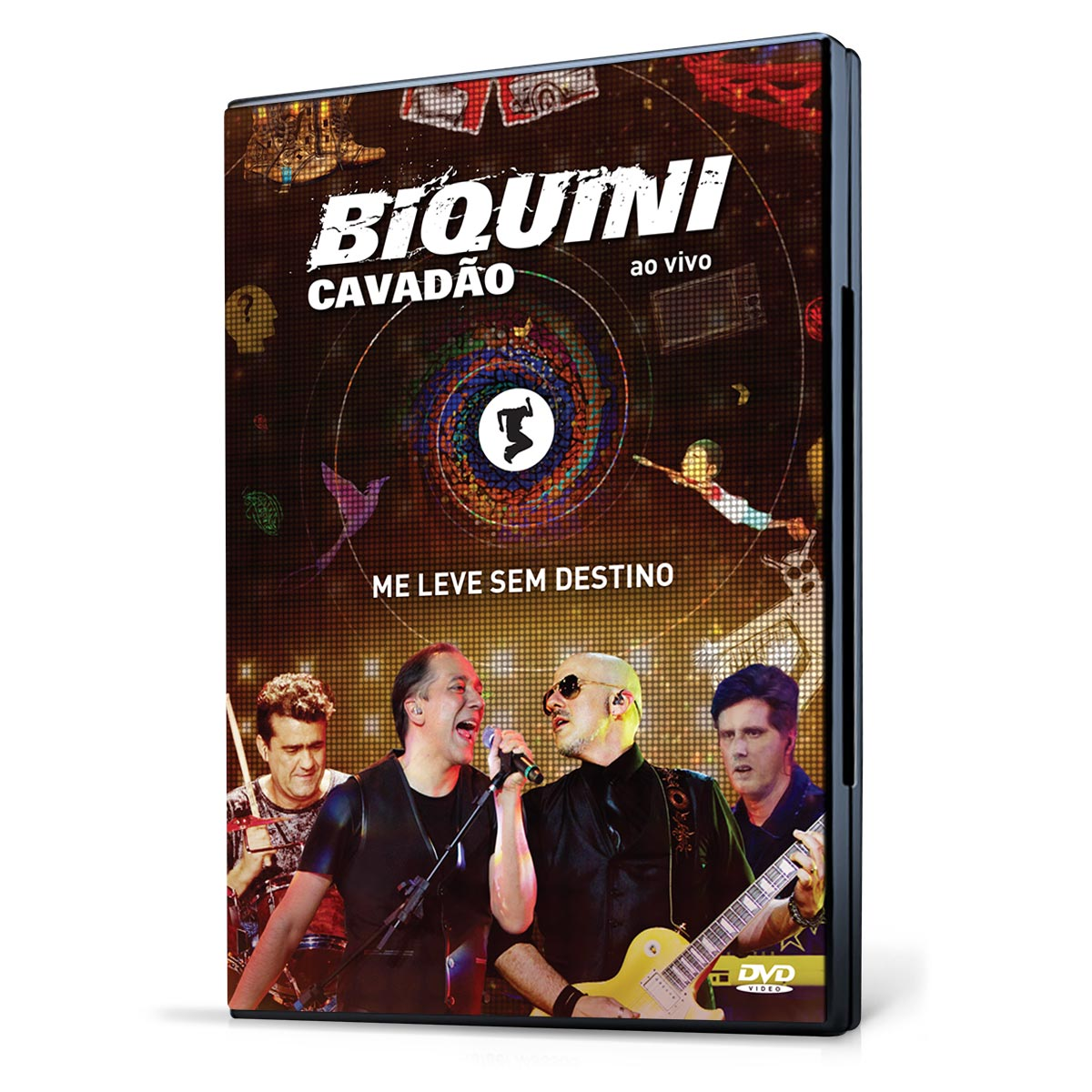 DVD Biquini Cavad�o Me Leve Sem Destino