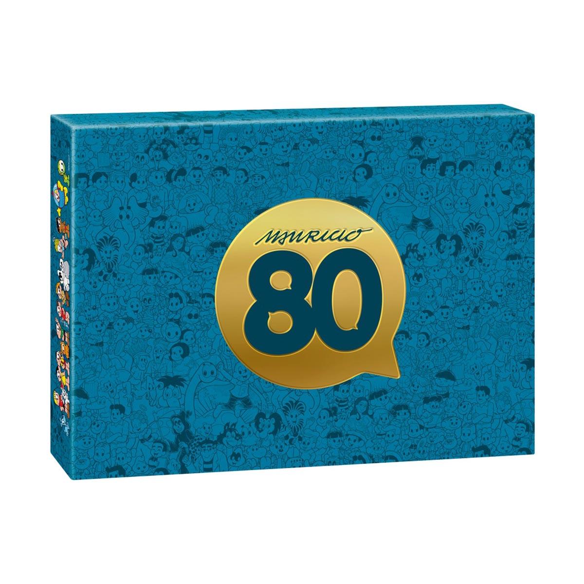 DVD Box Maurício de Sousa 80 Anos