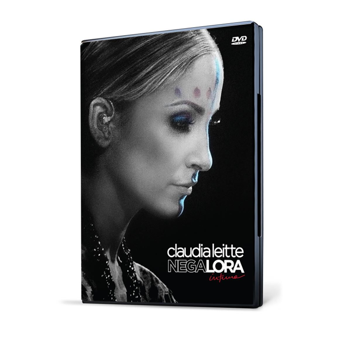 DVD Claudia Leitte Negalora
