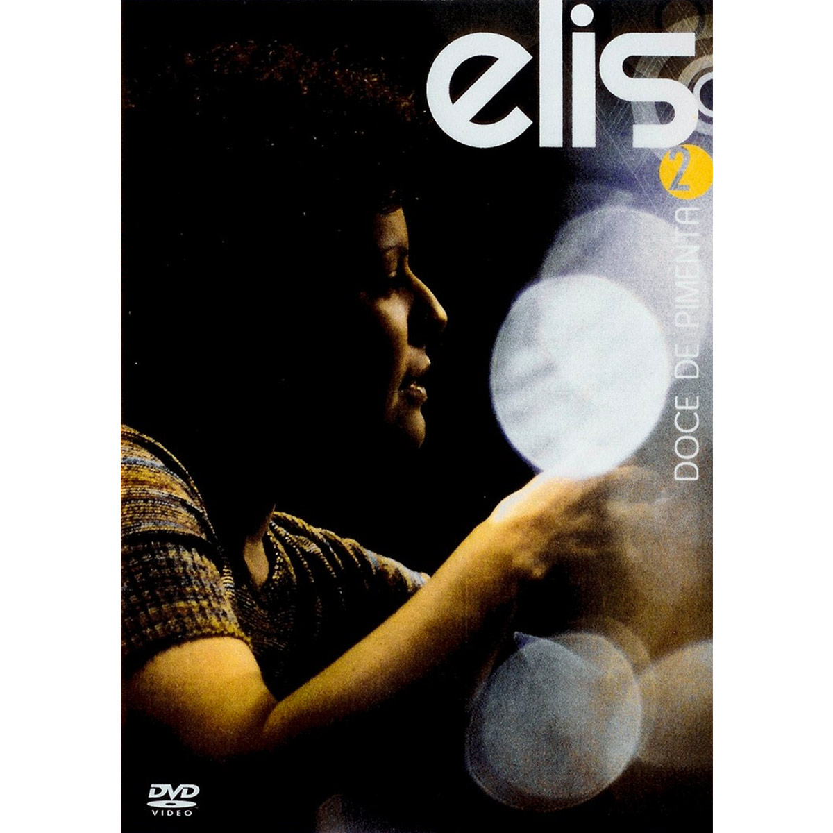 DVD Elis Regina Doce de Pimenta