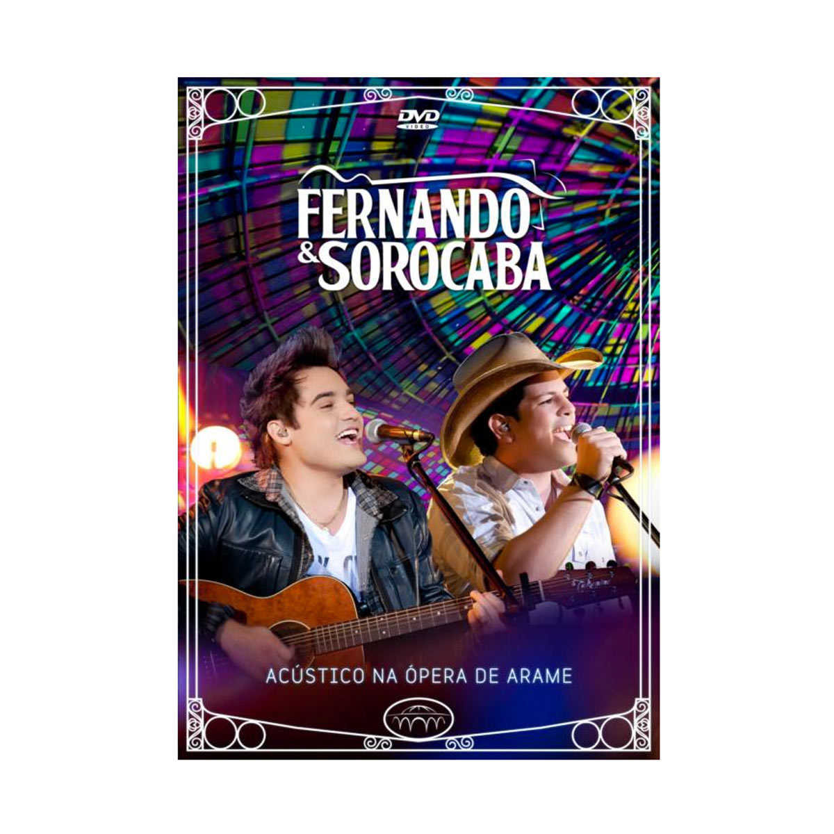 DVD Fernando & Sorocaba Ópera de Arame
