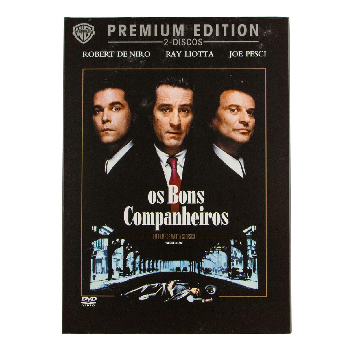 DVD Os Bons Companheiros - Premium Edition