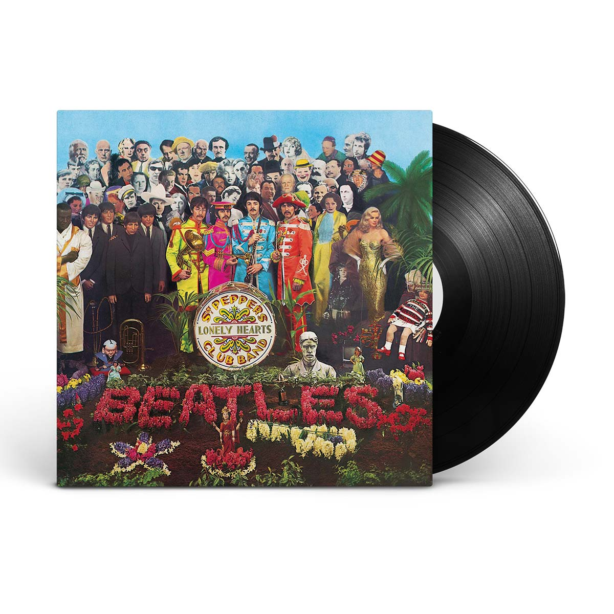 ​LP IMPORTADO The Beatles Sgt. Pepper's Lonely Hearts Club Band
