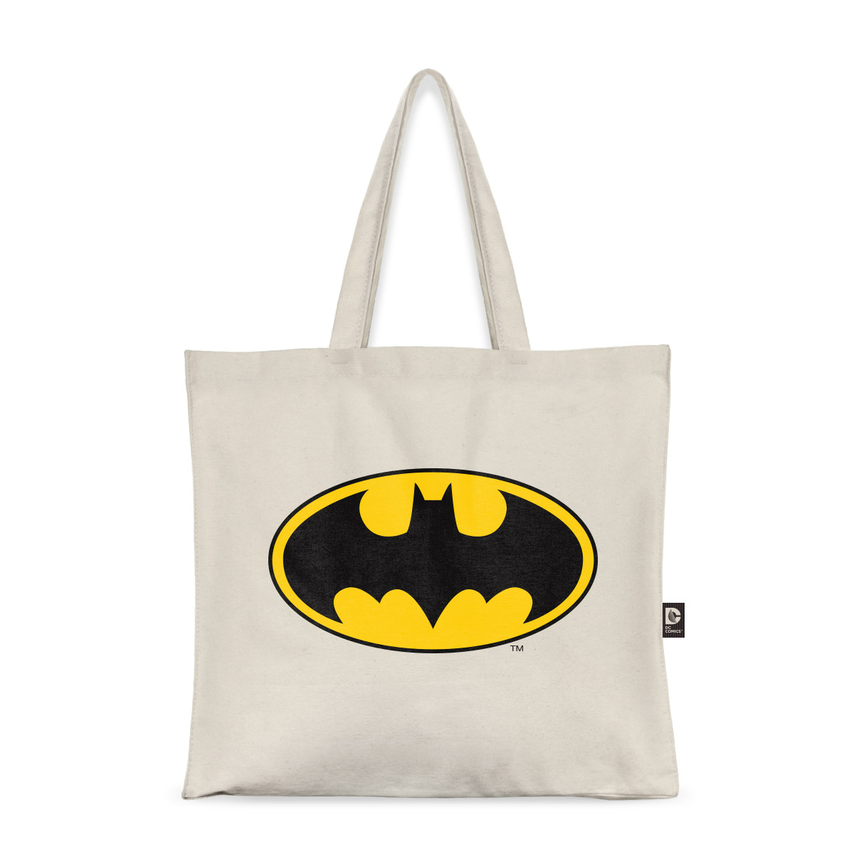 Ecobag Batgirl Logo Clássico