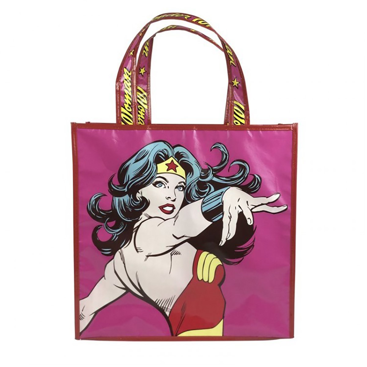 Ecobag DC Comics Wonder Woman Power
