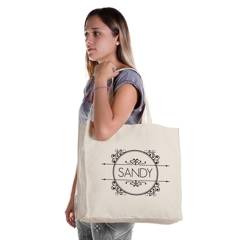 Ecobag Sandy Logo