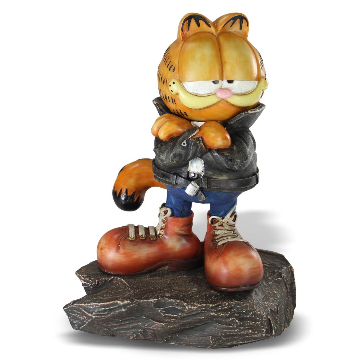 Estatueta Garfield GPE006