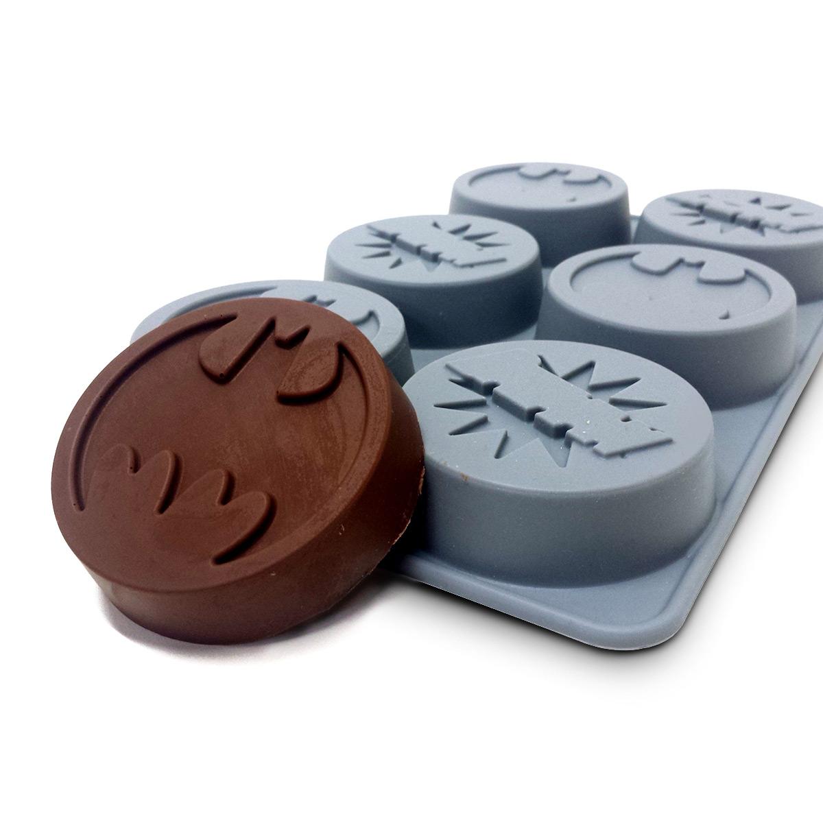 Forma de Cupcake Batman