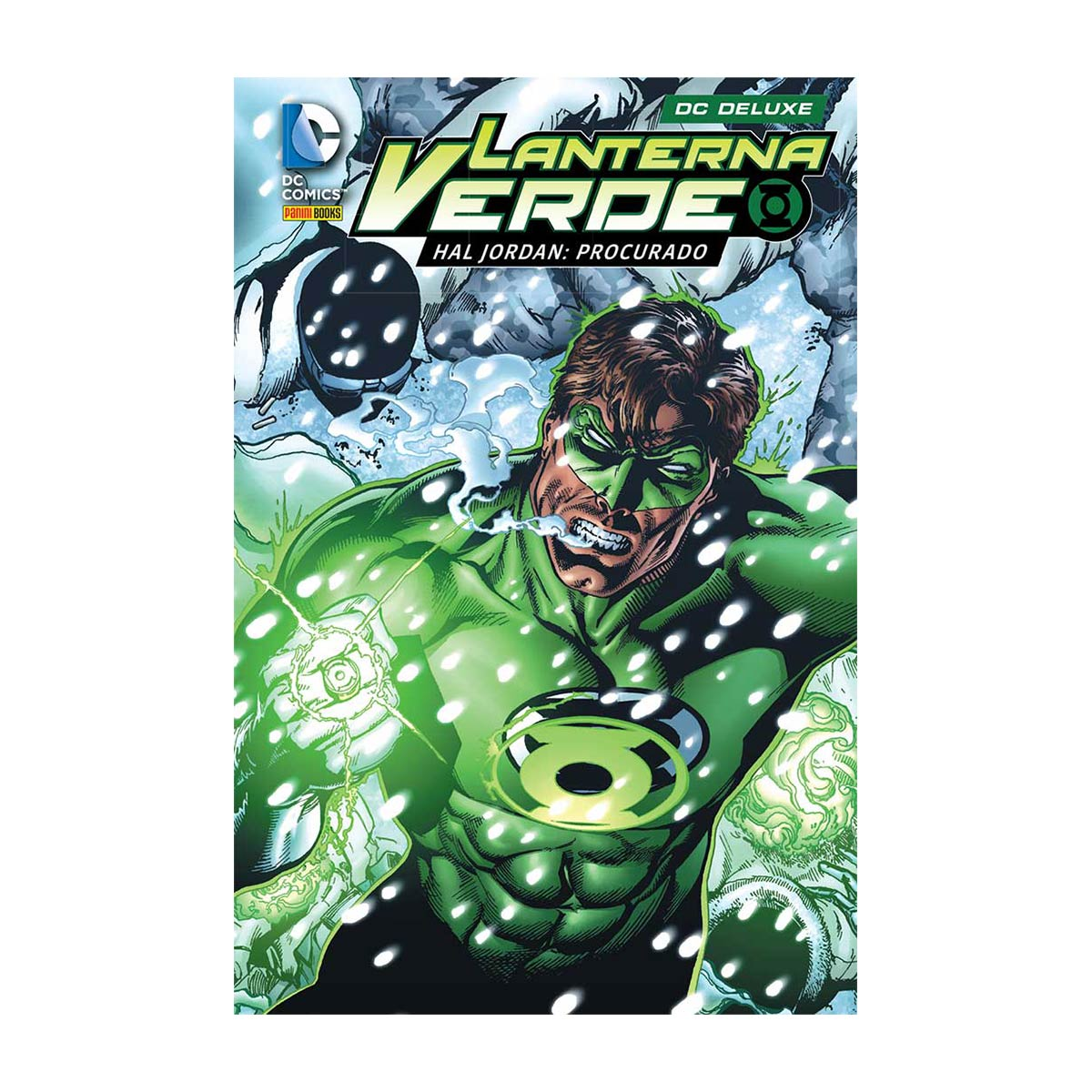 Graphic Novel Lanterna Verde Hal Jordan: Procurado