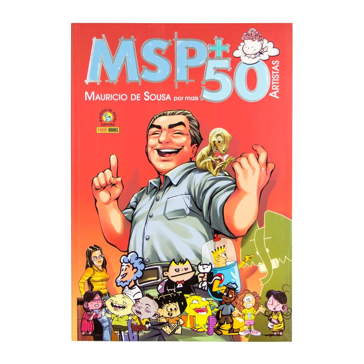 Graphic Novel MSP + 50 Artistas