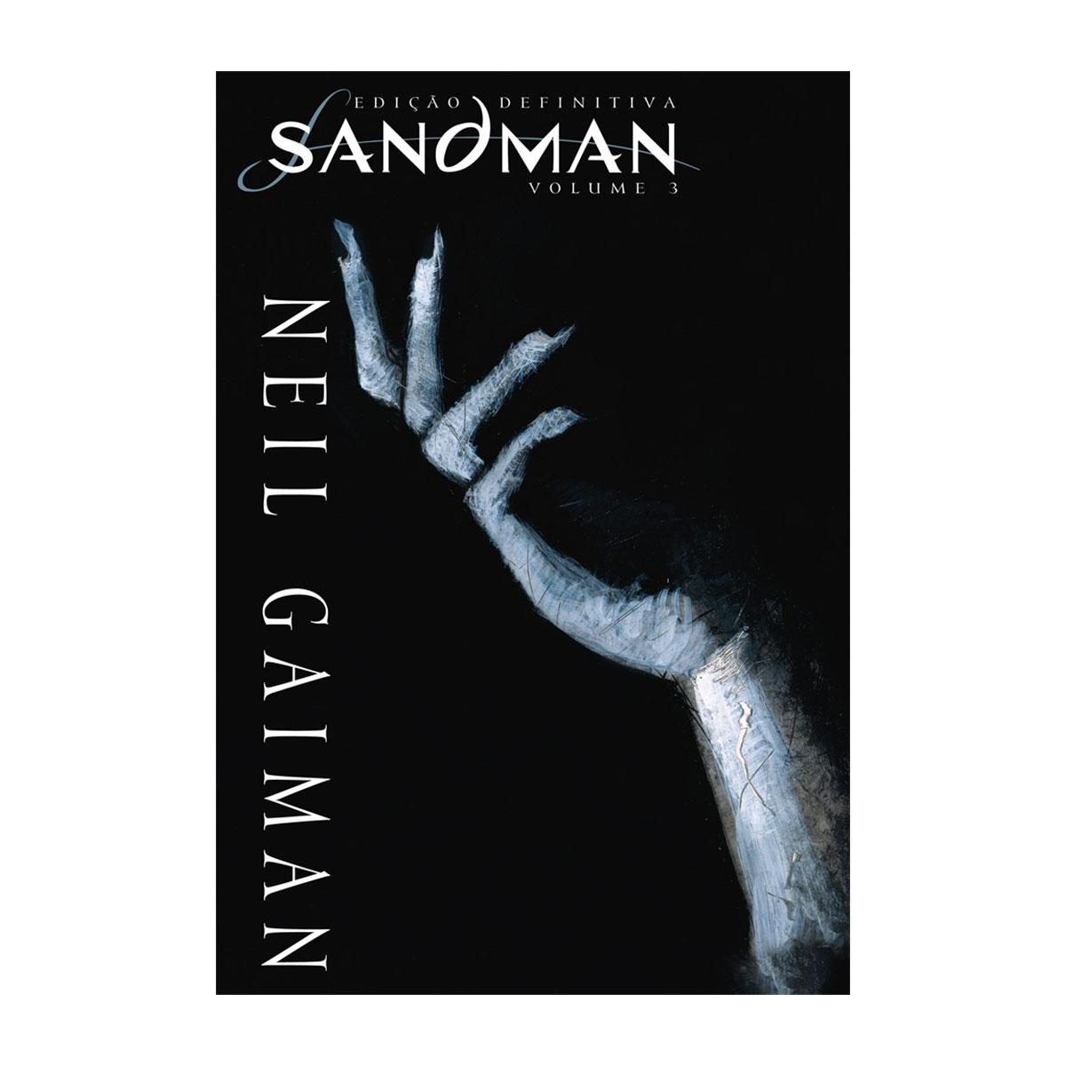 Graphic Novel Sandman Edi��o Definitiva Vol. 3