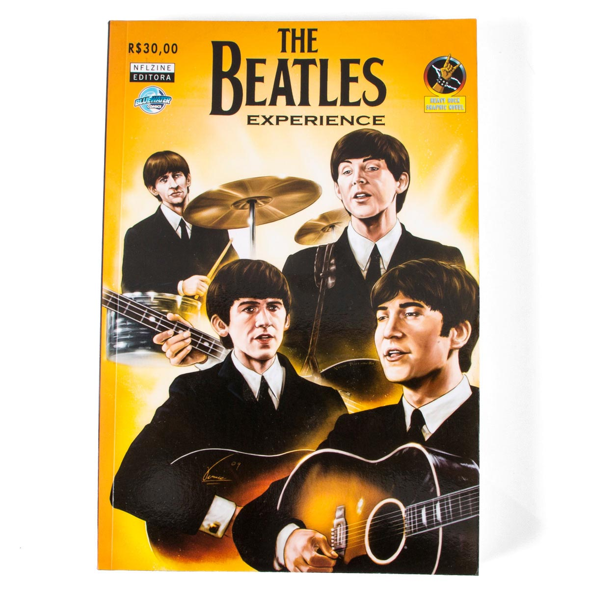Graphic Novel The Beatles Experience