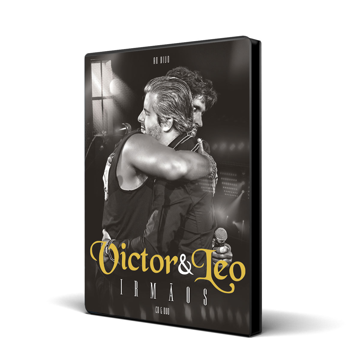 Kit CD+DVD Victor e Leo Irm�os