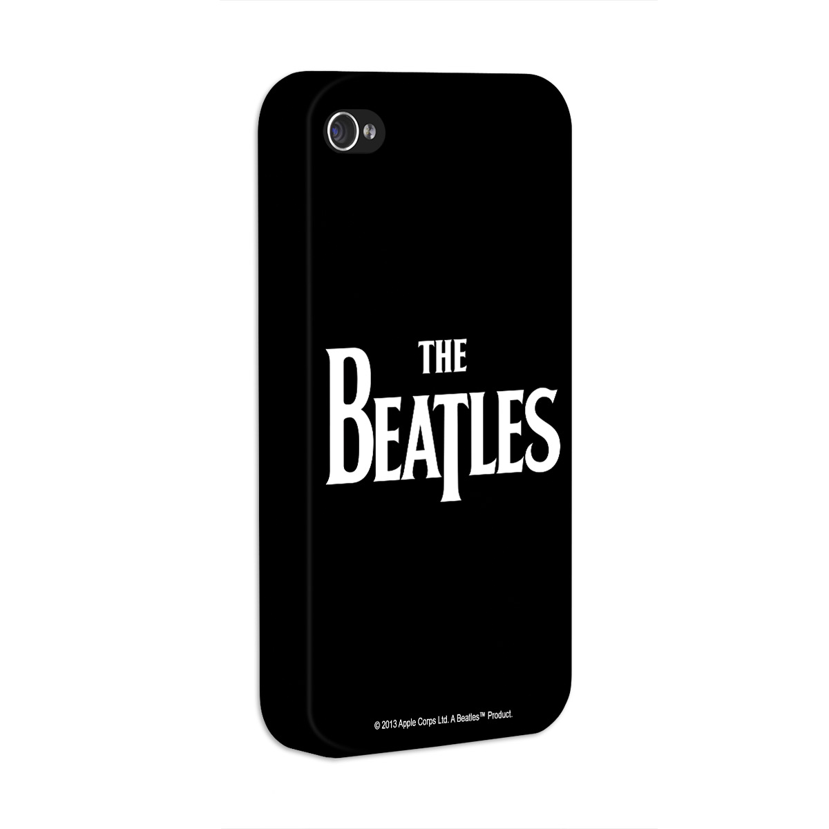 Kit Com 3 Capas de iPhone 4/4S The Beatles Coletâneas