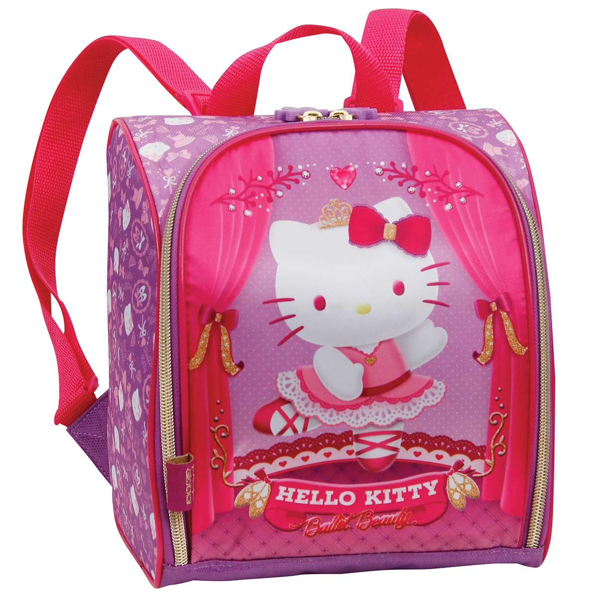 Lancheira com Acess�rios Hello Kitty Ballet