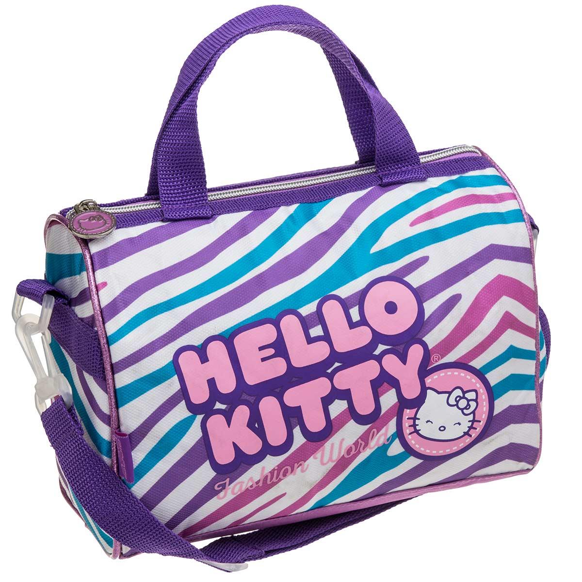 Lancheira com Acessórios Hello Kitty Fashion Girl