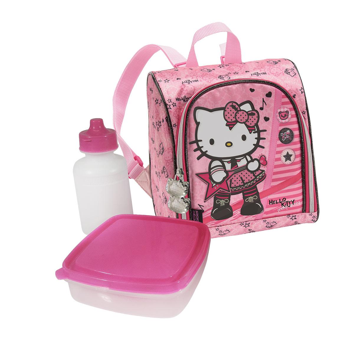 Lancheira Hello Kitty Pretty Rock 924M09