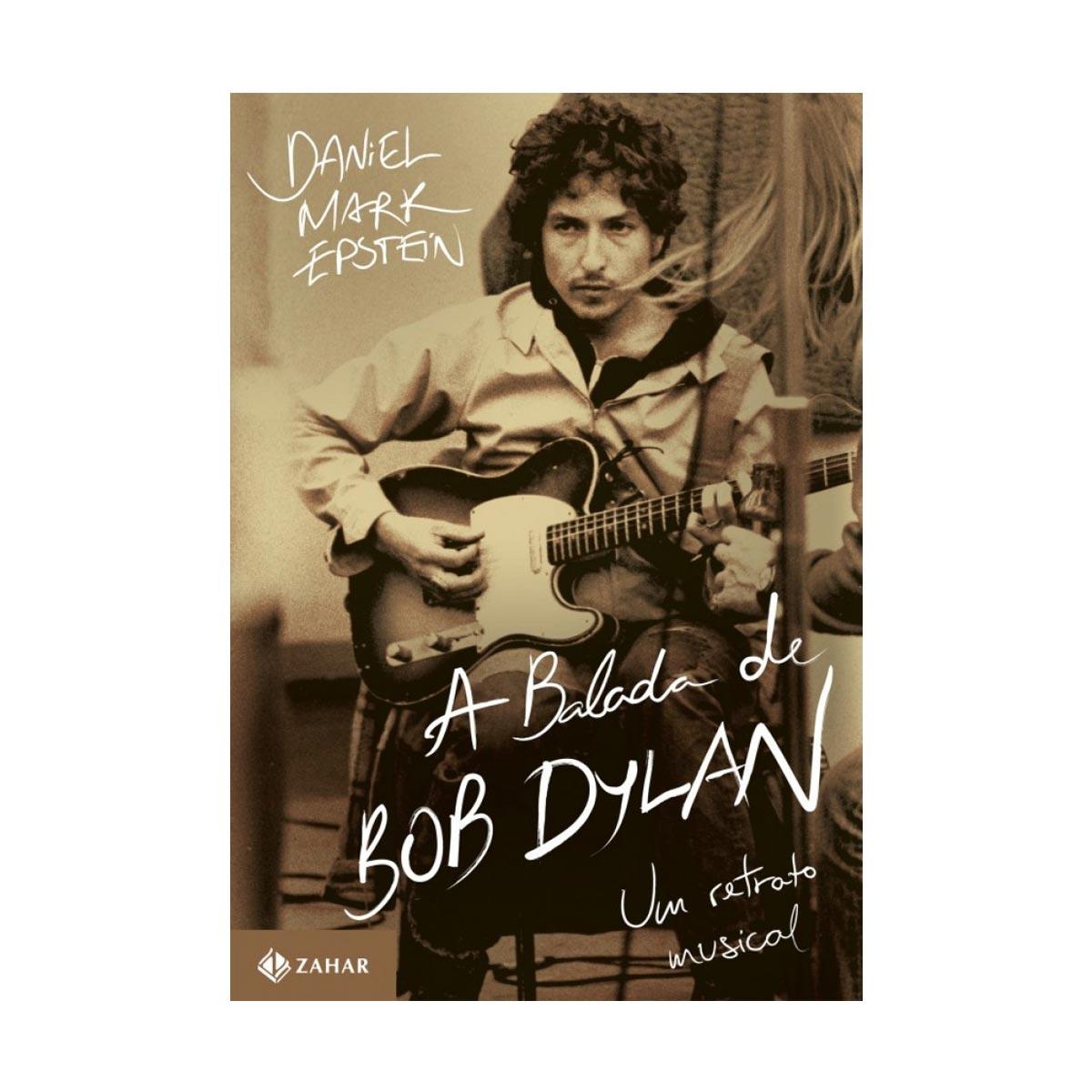Livro A Balada de Bob Dylan