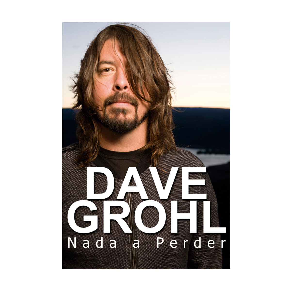 Livro Dave Grohl Nada a Perder