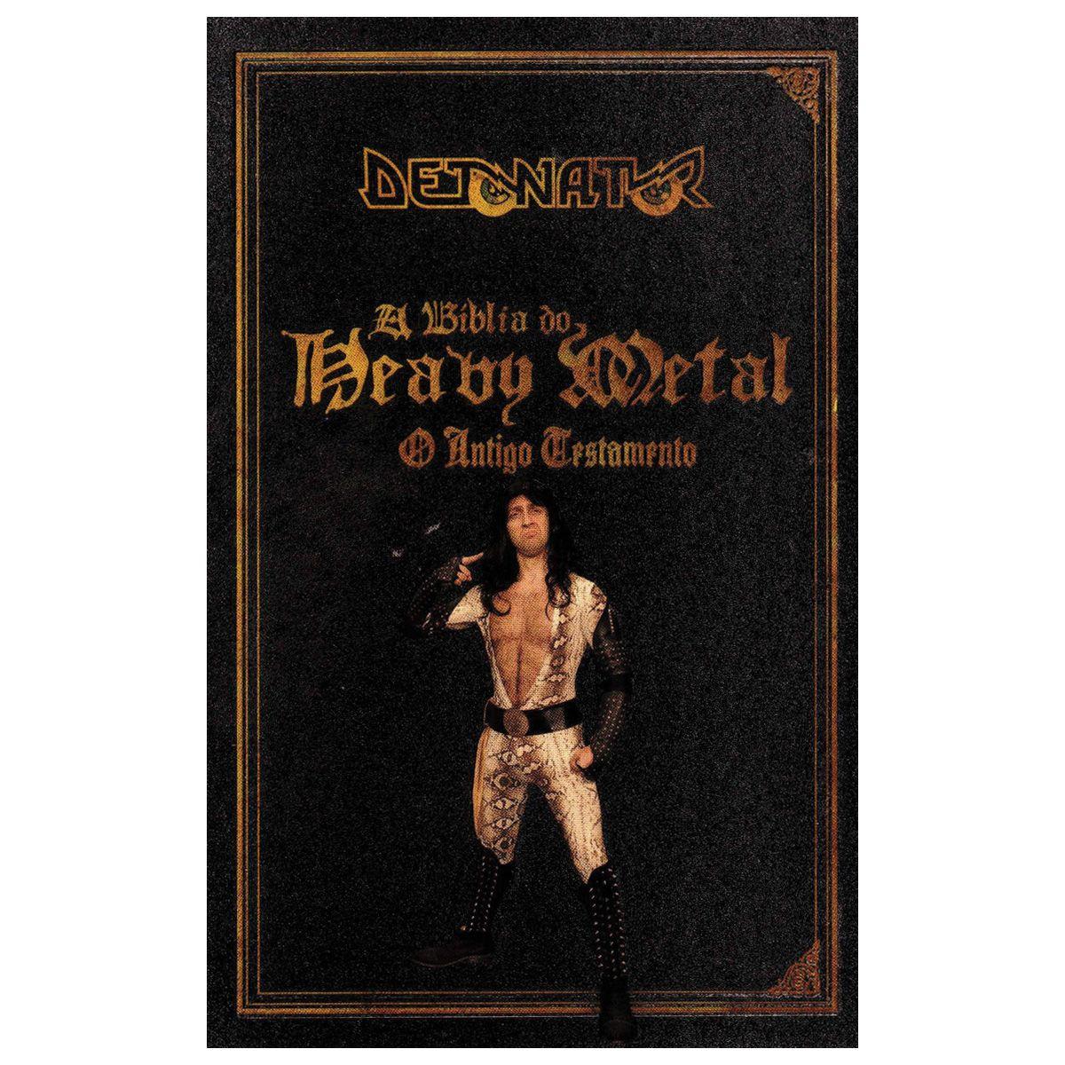 Livro Detonator - A B�blia do Heavy Metal