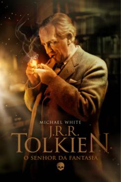 Livro J.R.R.Tolkien - O Senhor da Fantasia