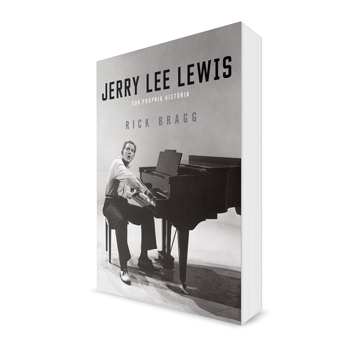 Livro Jerry Lee Lewis: Sua Pr�pria Hist�ria