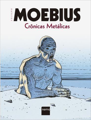 Graphic Novel Moebius - Cronicas Metálicas