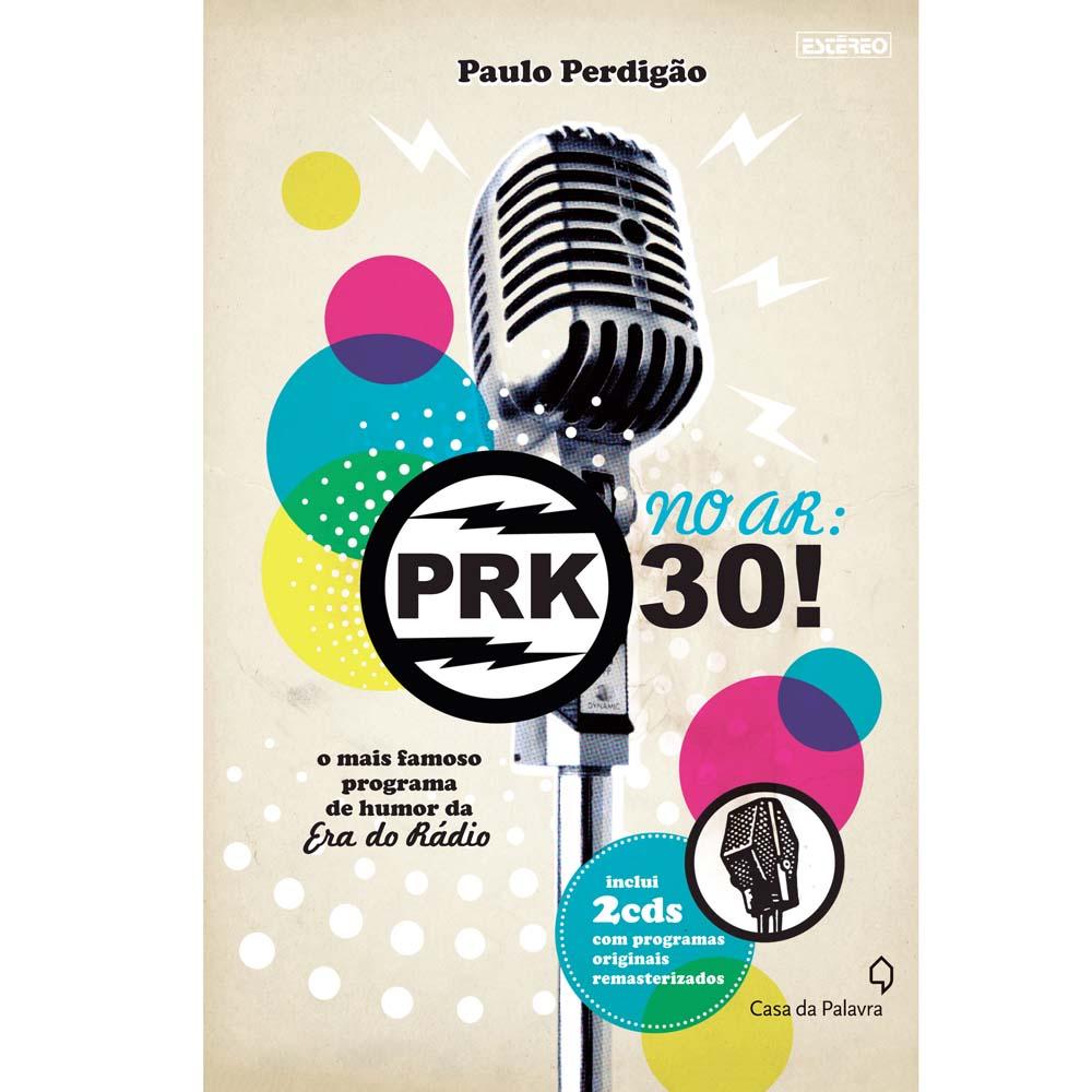 Livro No Ar PRK 30 - Inclui 2 Cds