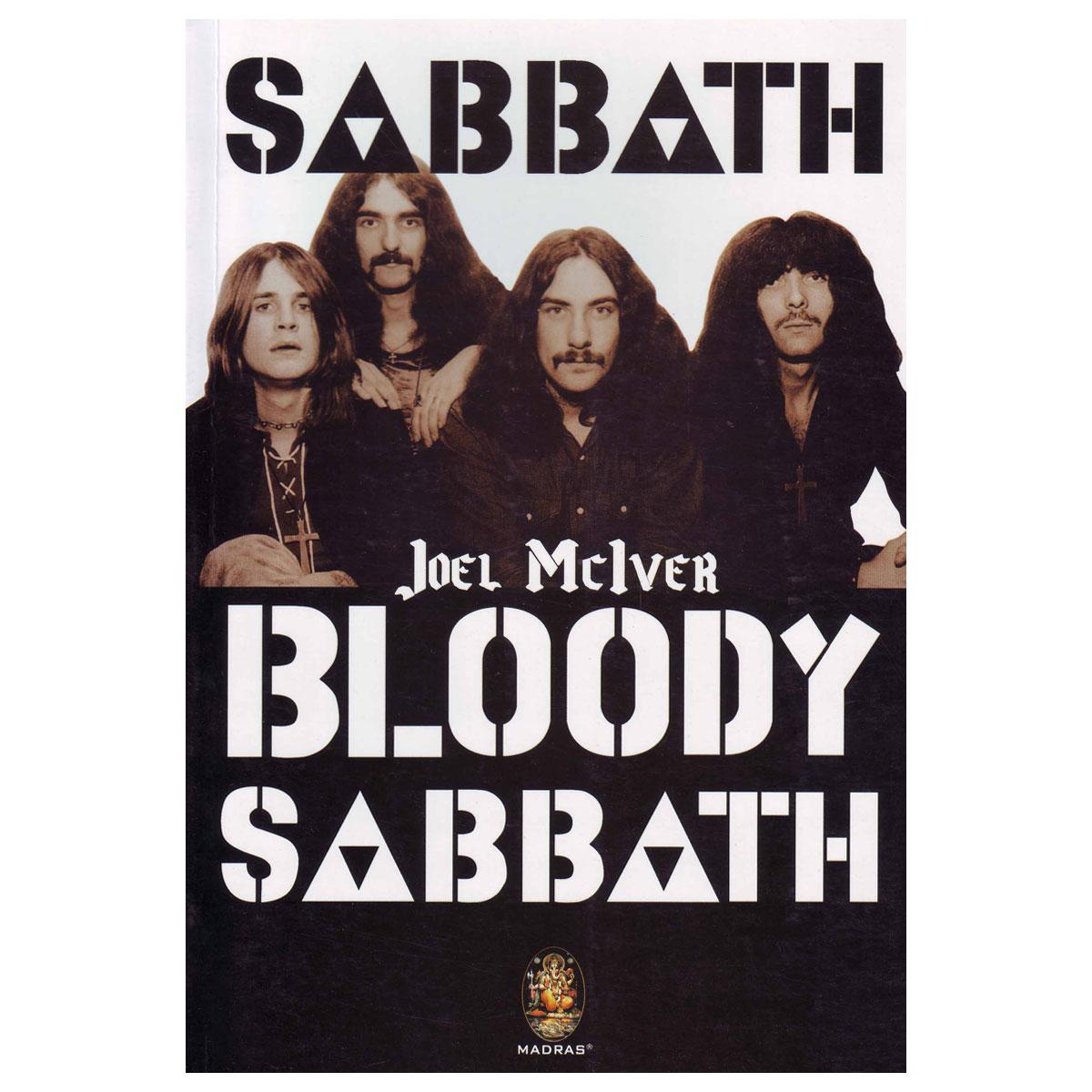 Livro Sabbath Bloddy Sabbath