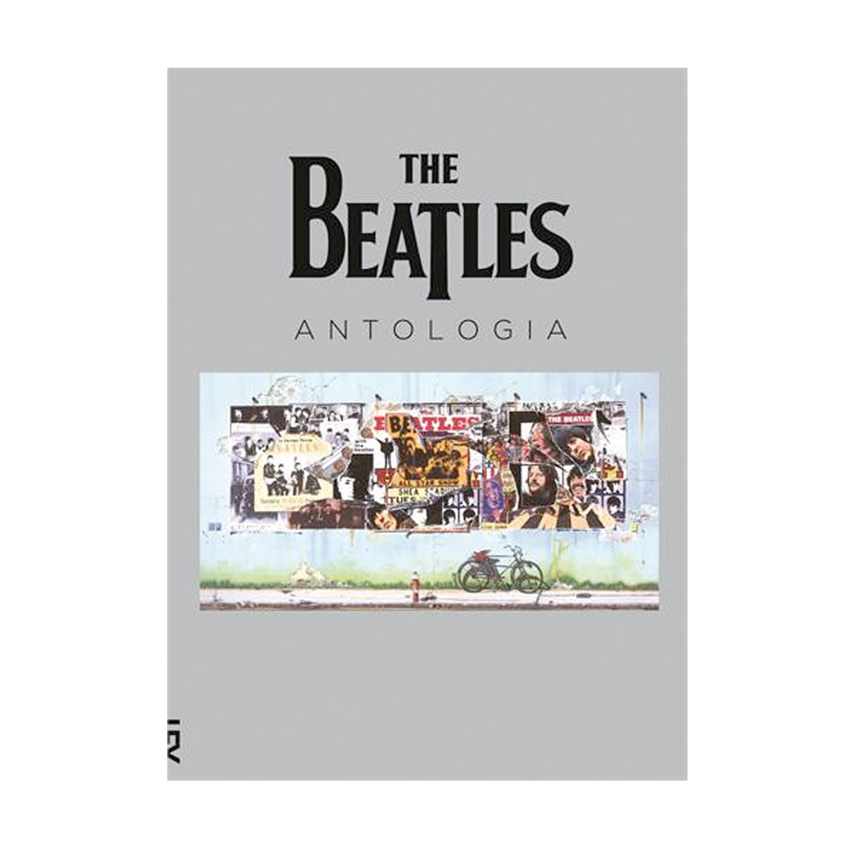 Livro The Beatles Antologia