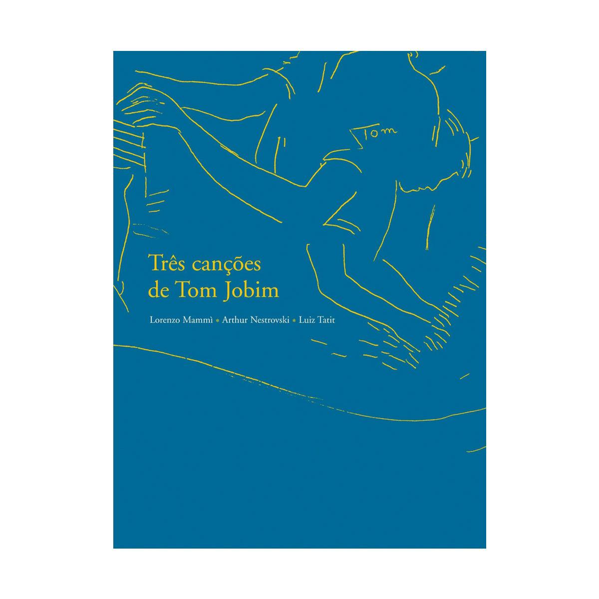 Livro Três Canções de Tom Jobim