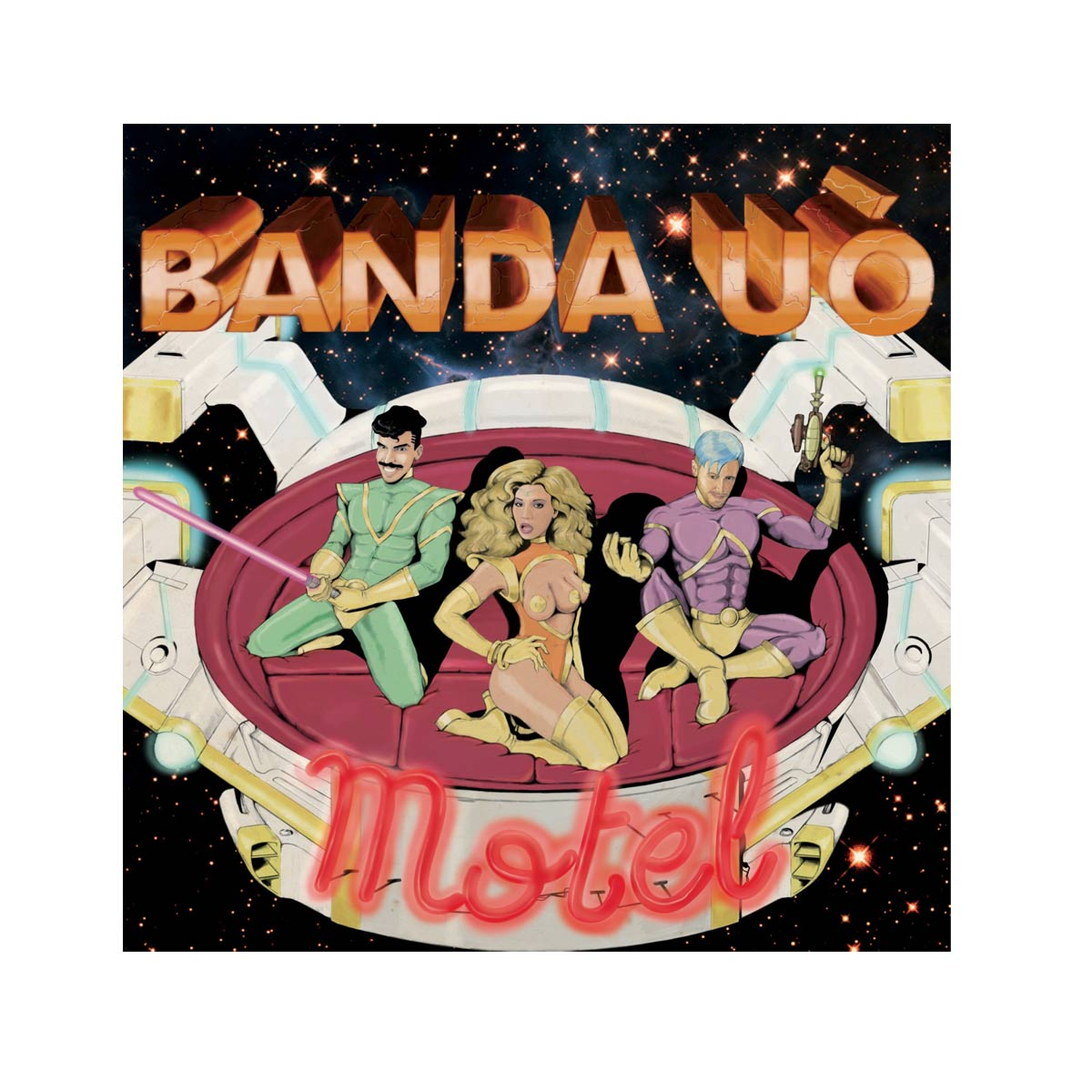 LP Banda U� Motel