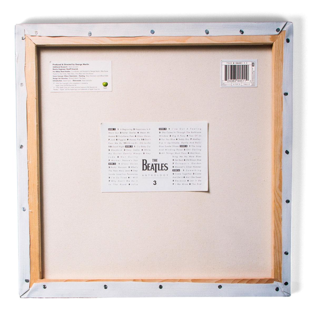 LP Box The Beatles Anthology 3