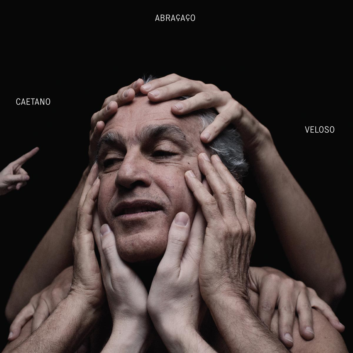 LP Caetano Veloso Abraçaço