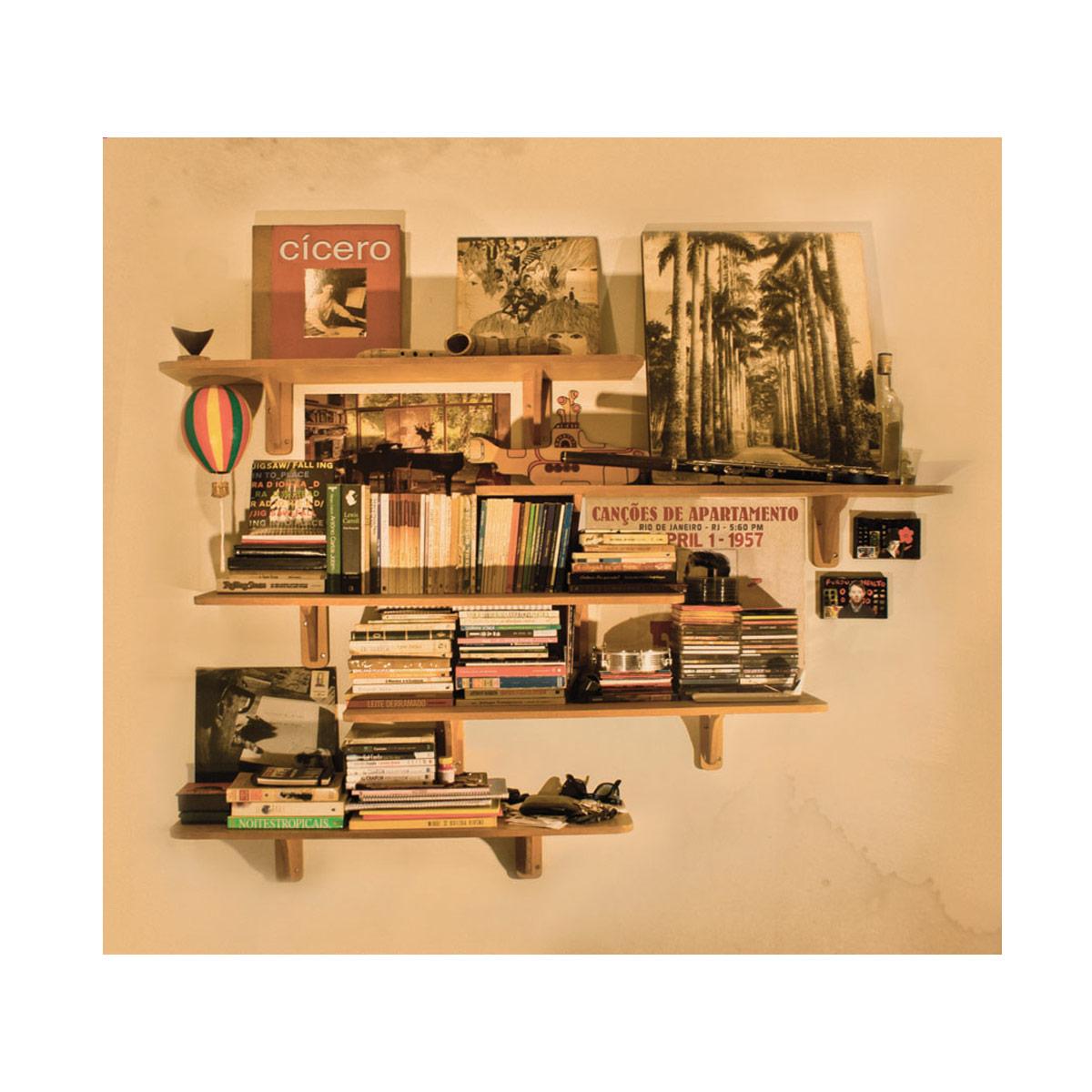 LP Cícero Canções de Apartamento
