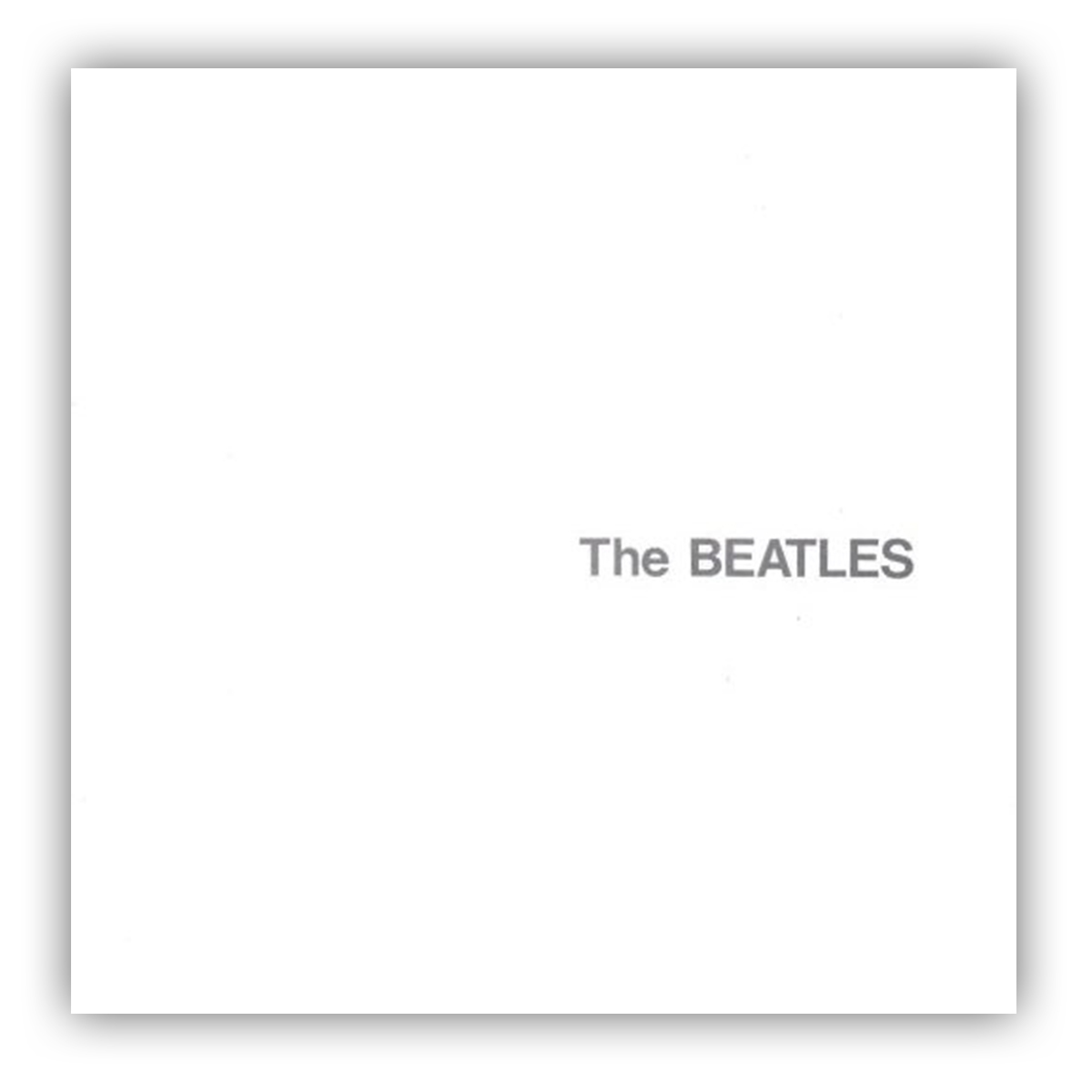 LP Duplo The Beatles - White Album