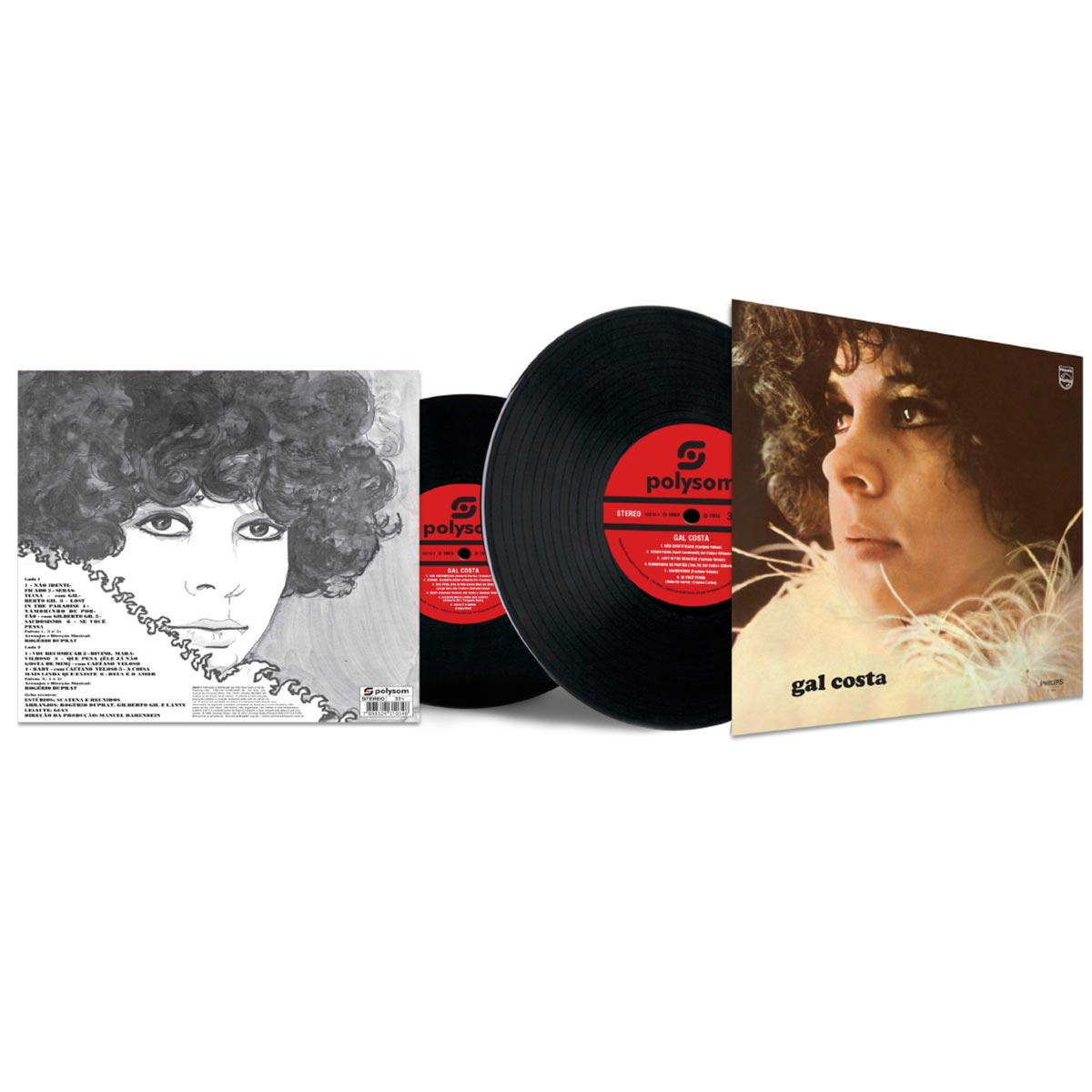 LP Gal Costa