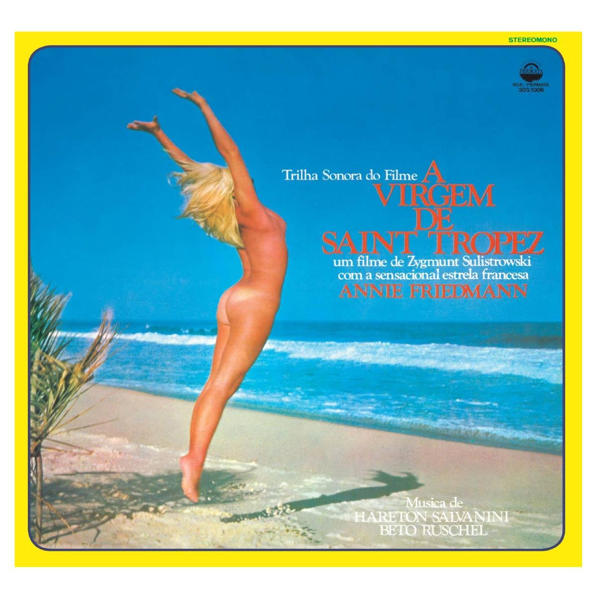 LP Hareton Salvanini Trilha Sonora de ��A Virgem de Saint Tropez��