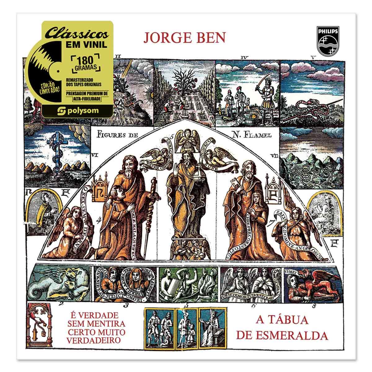 LP Jorge Ben A T�bua De Esmeralda