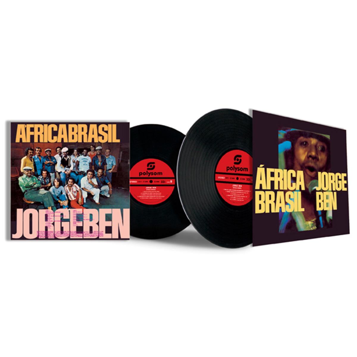LP Jorge Ben África Brasil