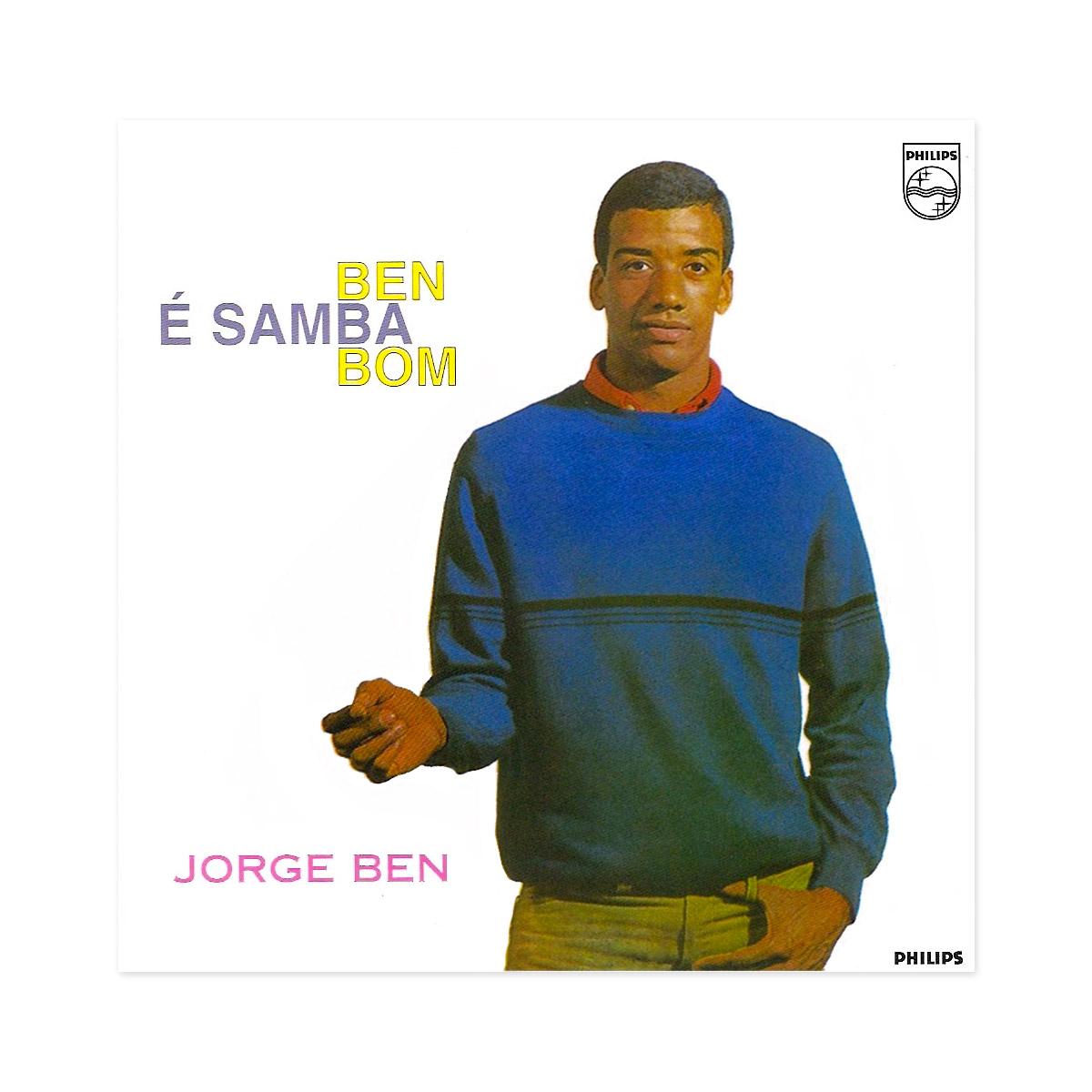 LP Jorge Ben Ben é Samba Bom