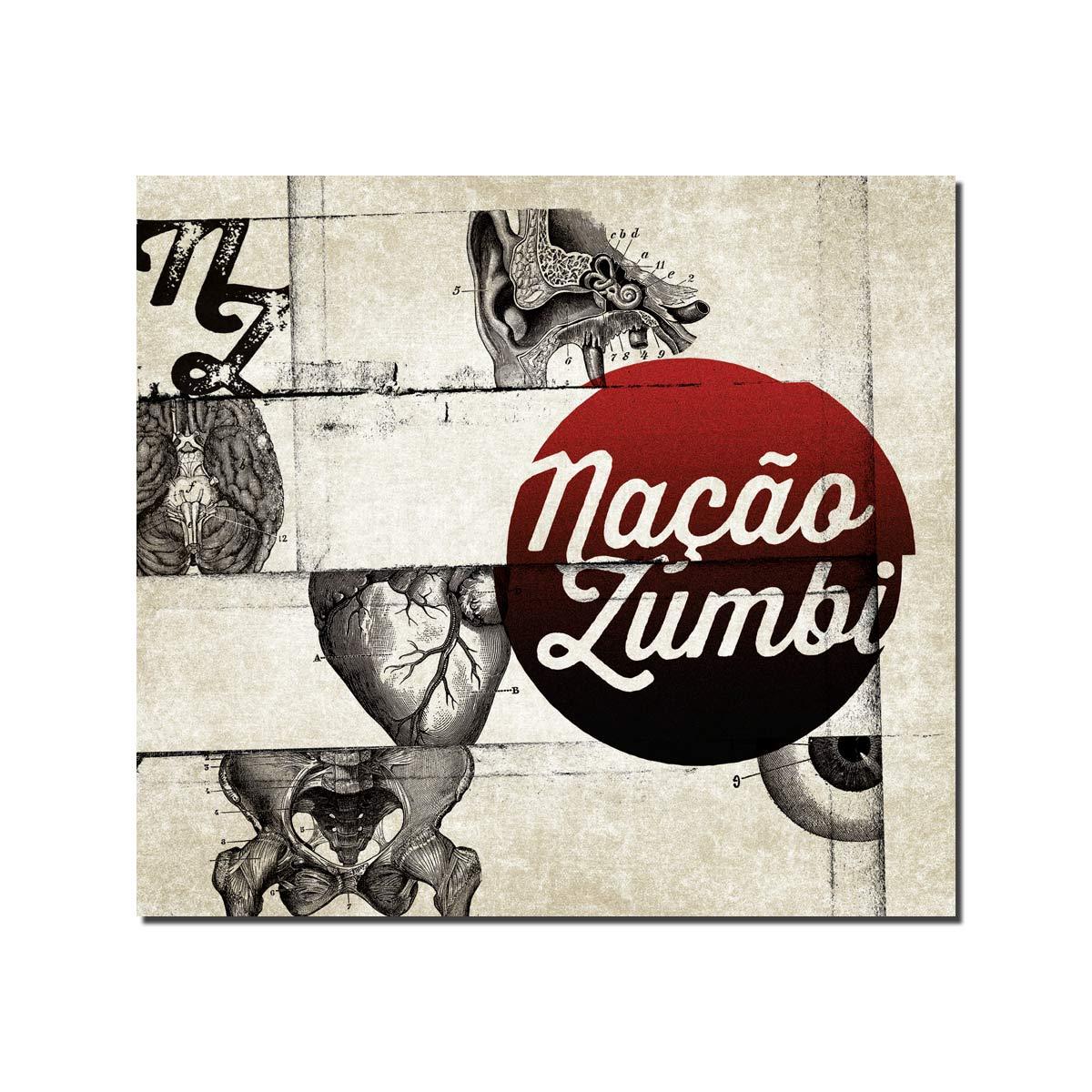 LP Nação Zumbi Nação Zumbi