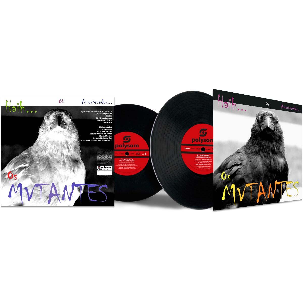 LP Os Mutantes Haih ou Amortecedor