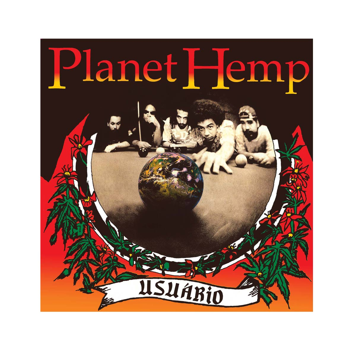 LP Planet Hemp Usu�rio